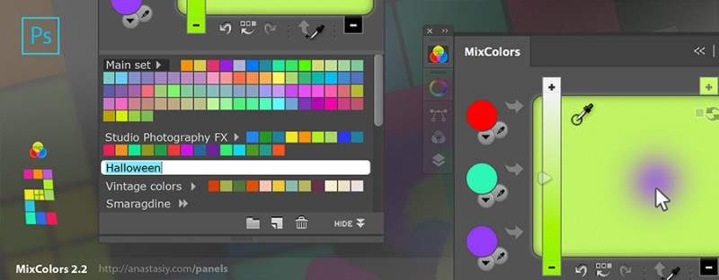 MixColors color mixer 2.2