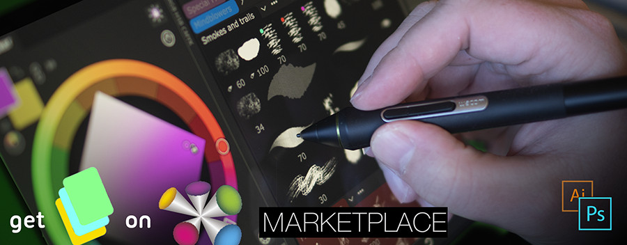 Get Anastasiy plugin panels at Wacom Marketplace