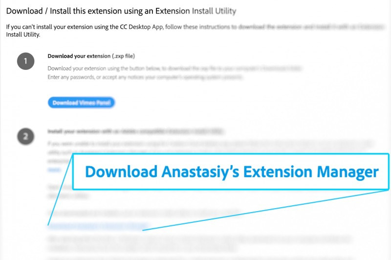 From https://exchange.adobe.com: Adobe recommends Anastasiy's Extension Manager to install all extensions